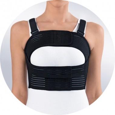 Бандаж на грудную клетку усиленный женский ORTO БГК-422 - купить в интернет-магазине OrtopedPro.ru