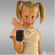 Бандаж для лучезапястного сустава детский Крейт Е-190