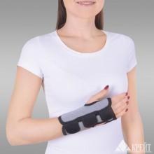 Бандаж для лучезапястного сустава с аппликатором биомагнитным медицинским Крейт А-200