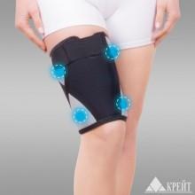 Бандаж для бедра и голени с аппликаторами биомагнитными медицинскими Крейт А-900/С