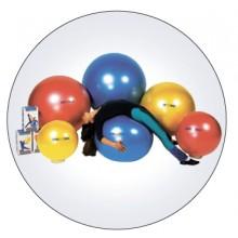 """Мяч """"Body ball """" с BRQ 85 см (красный) ORTO 90.85"""