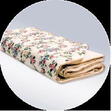Одеяло детское стеганое утепленное из шерсти мериноса ОД0052 ПасТер