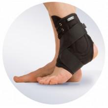 Бандаж на голеностопный сустав на шнуровке, с дополнительным ремнем в комплекте ORTO PAN 100