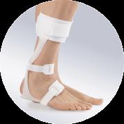 Бандаж ортопедический на голеностопный сустав ORTO NRN 400