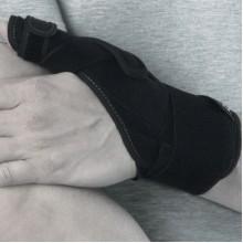 Бандаж на лучезапястный сустав (шина на I палец кисти) ORTO Professional BWU 103