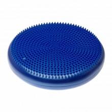 Массажная балансировочная подушка (33х5, синяя) Тривес М-512