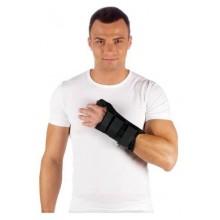 Бандаж на лучезапястный сустав с анатомическими шинами, с фиксацией первого пальца Тривес Т-8309L (левый)