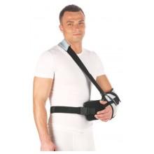 Бандаж фиксирующий на плечевой сустав с абдукционной подушкой Тривес Т-8106